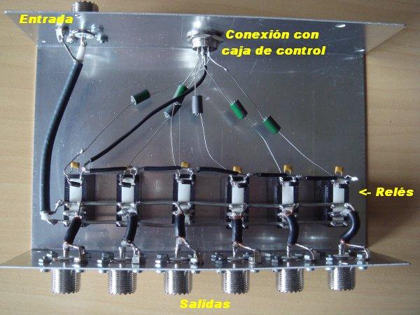 RADIOAFICIONADOS DE ARAGUA: EQUIPOS, ANTENAS